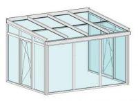 wintergarten 6x3m wintergarten aluminium wintergarten. Black Bedroom Furniture Sets. Home Design Ideas